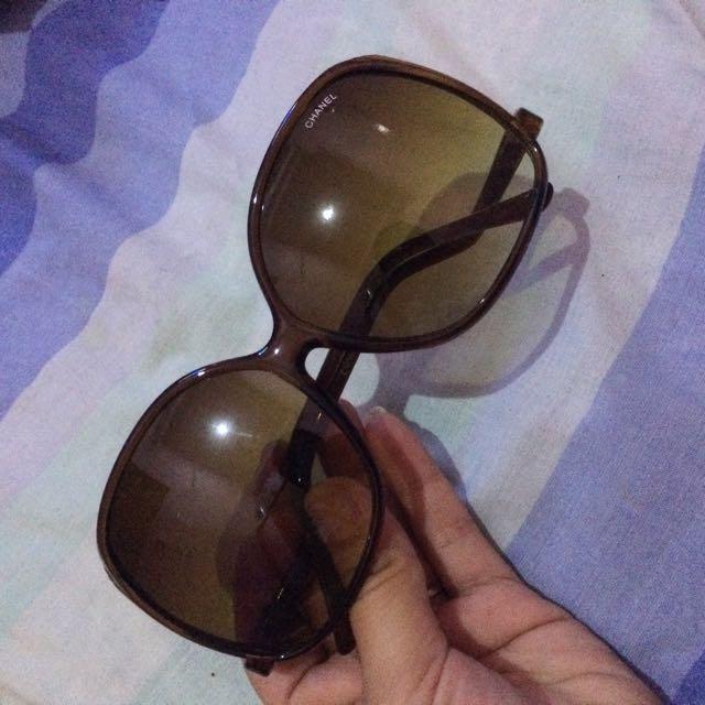 Kacamata Sunglasses Chanel