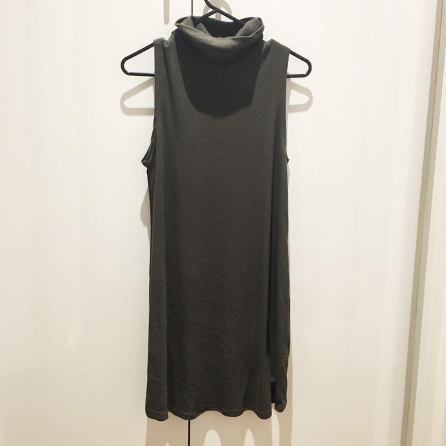 Khaki Supré Swift Dress
