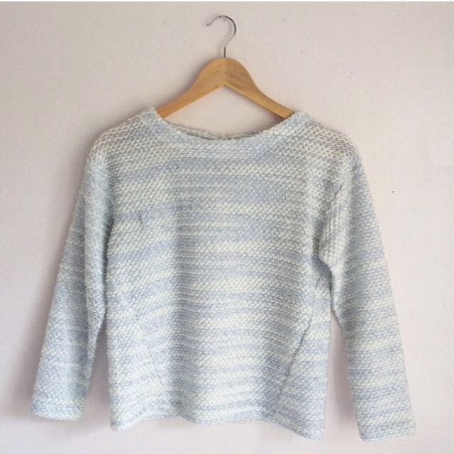 Knit Wool Jumper