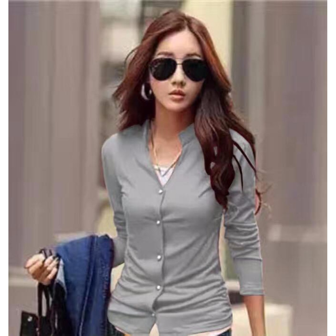 Korean Fashionable Longsleeve