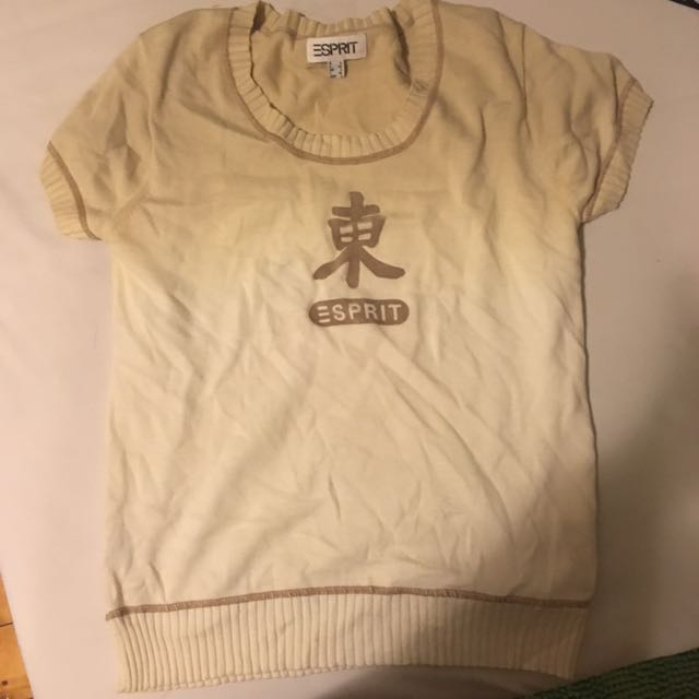 Large Esprit Top