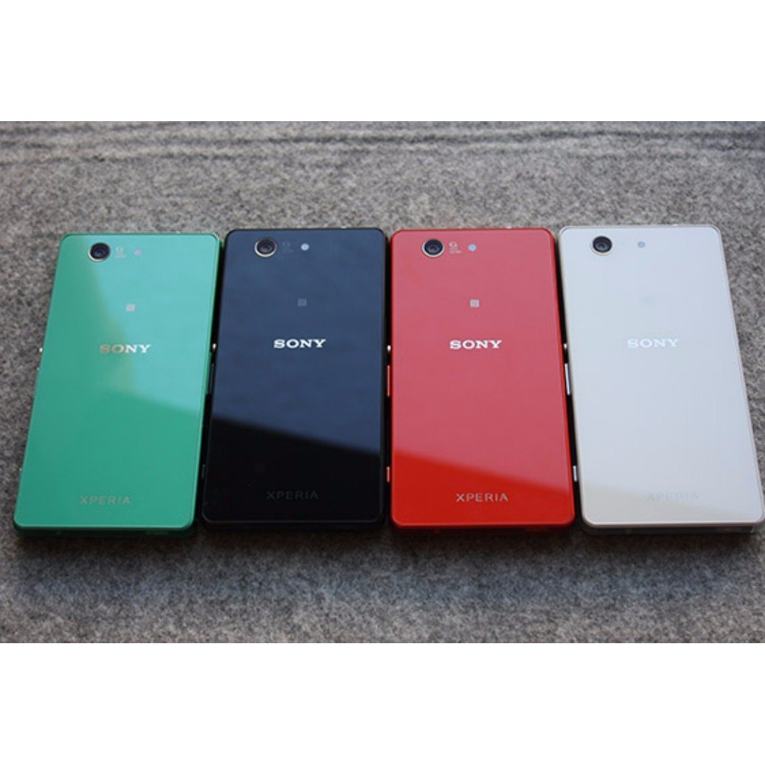Like New Authentic Sony Xperia Z3 Compact 16gb Mobile Phone