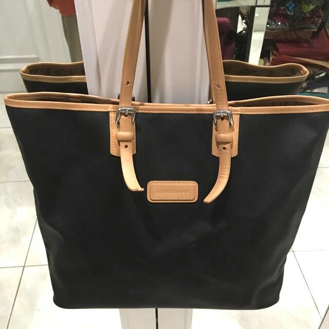 Longchamp Matte Bag