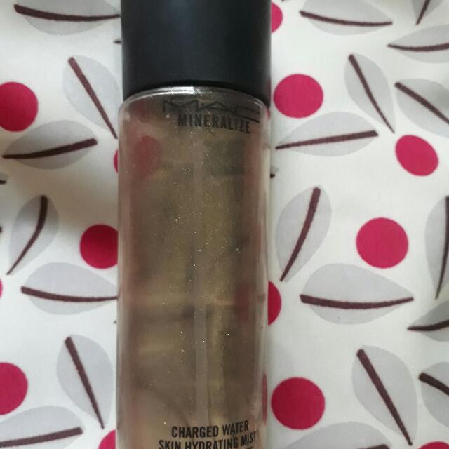 Mac Mineralize Spray