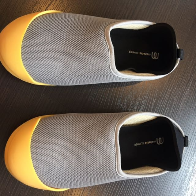 f265a0dc586 Mahabis Summer Slippers With Removable Protective Rubber Sole ...