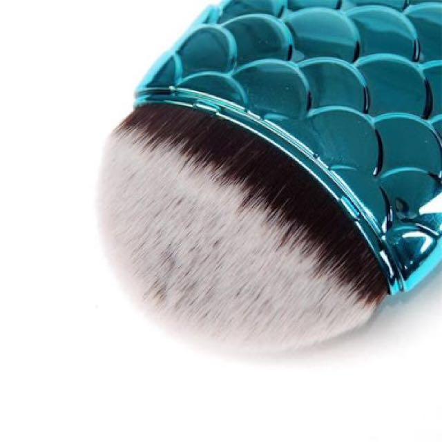 Makeup Brush Mermaid