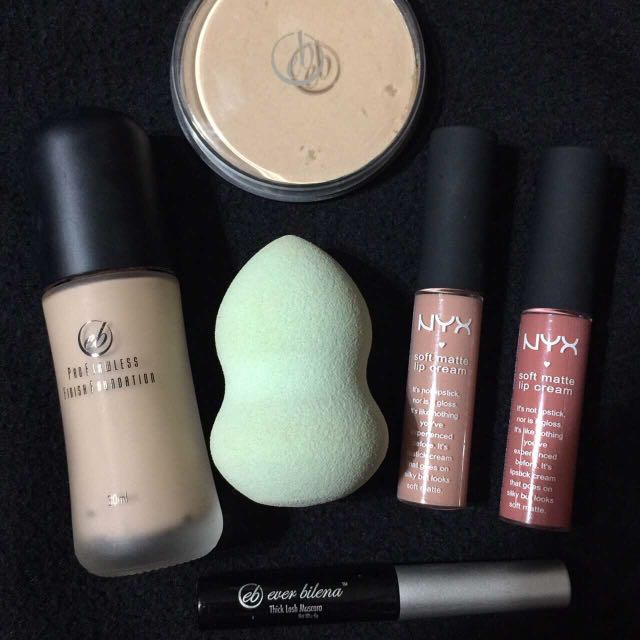 [RESERVED] Makeup Bundle
