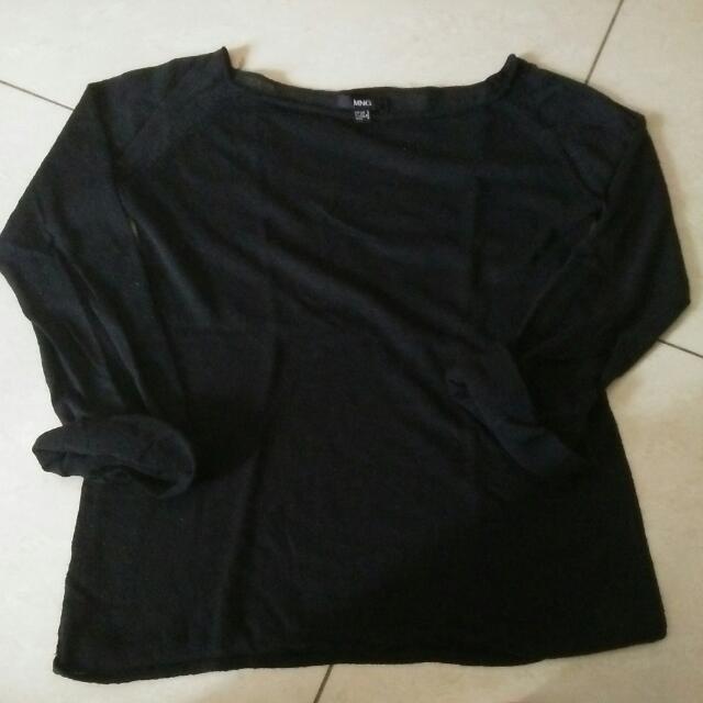 Mango Sweeter Knit
