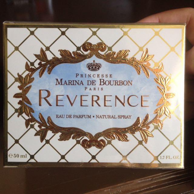 Marina De Bourbon Reverence Parfum
