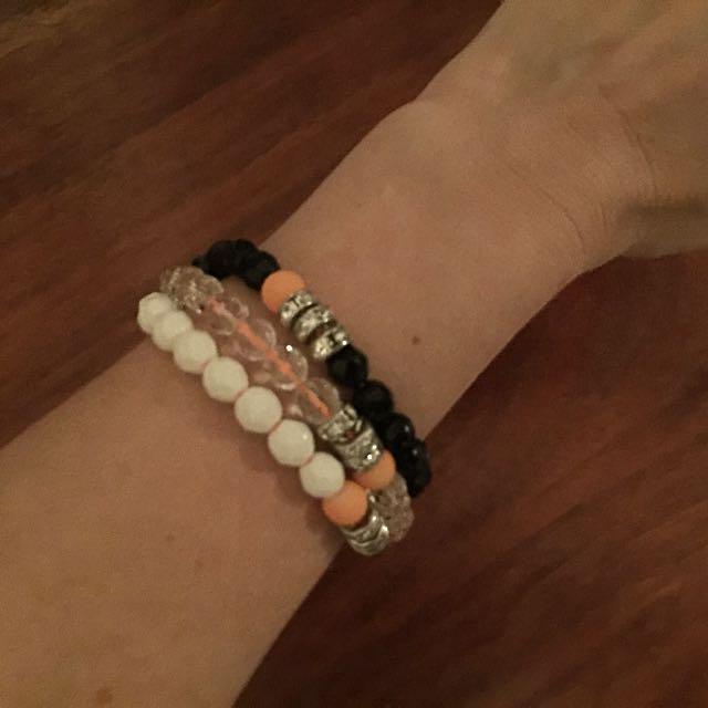 Mimco Beaded Bracelet