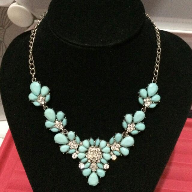 Mint Tosca Necklace
