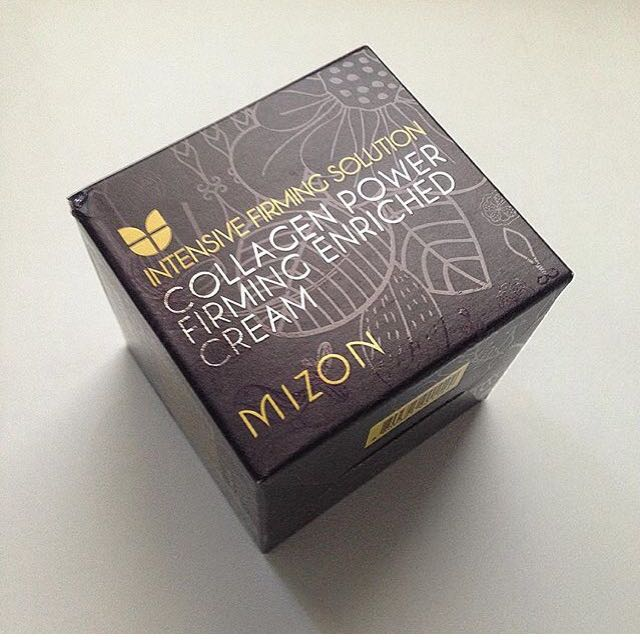 Mizon Intensive Firming Solution Collagen Power Enriched Cream