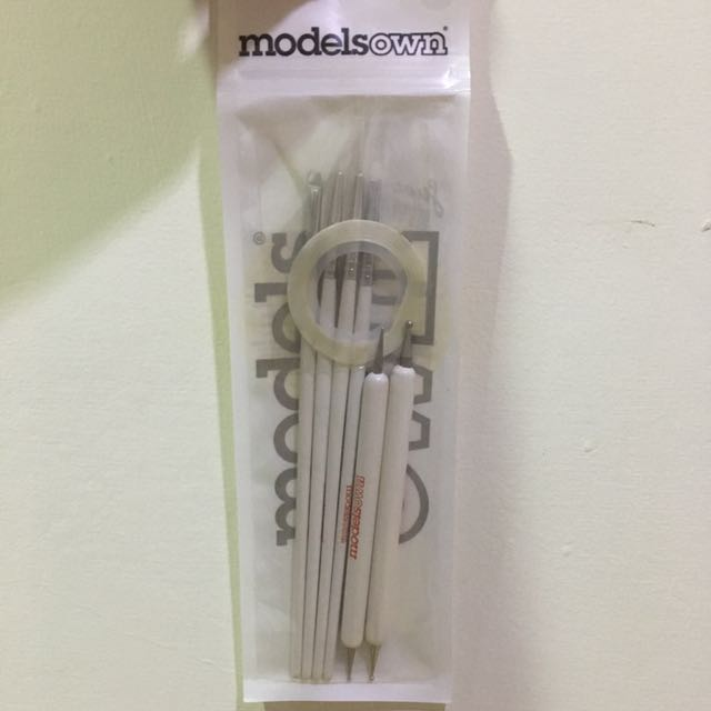 modelsown指甲彩繪工具組