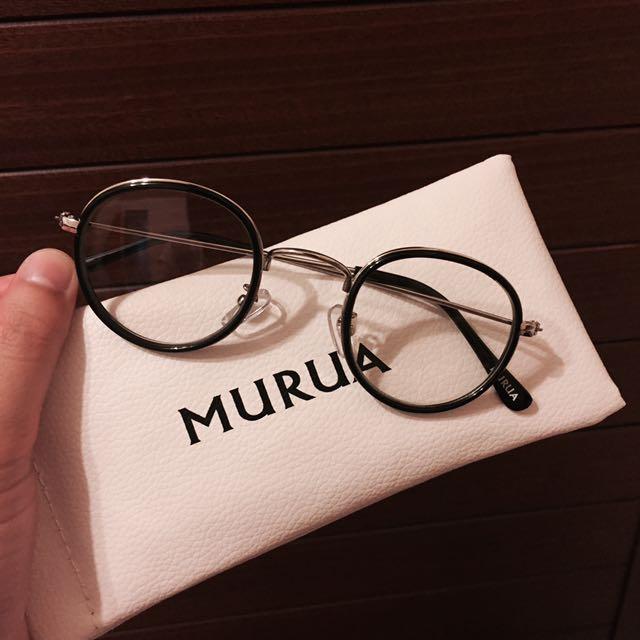 MURUA 平光文藝風眼鏡