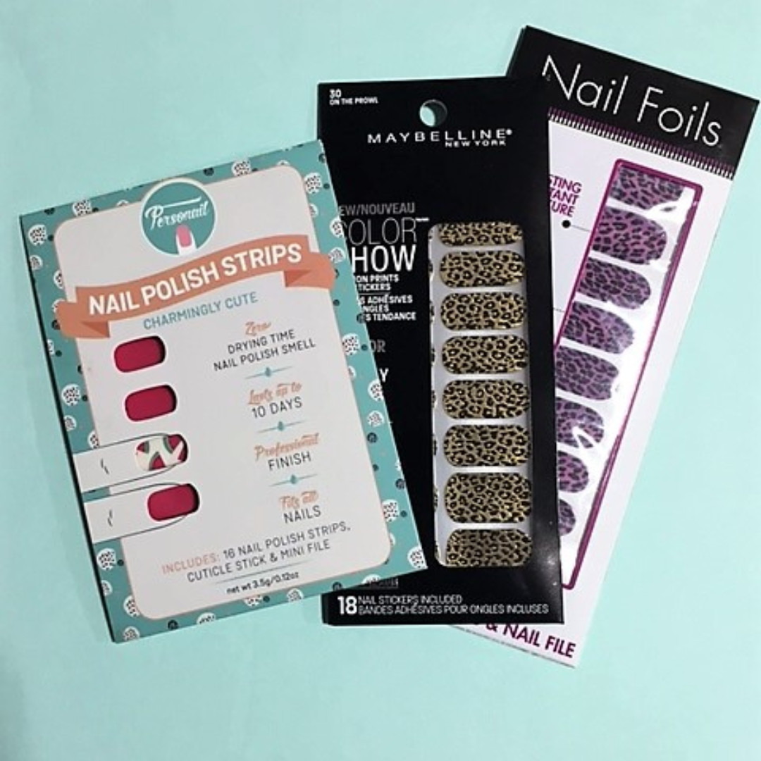 Nail Foils and Stickers