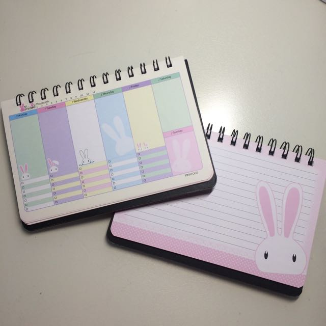 Notepads & Planners