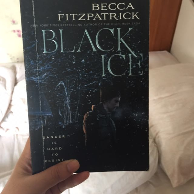 Novel Black Ice