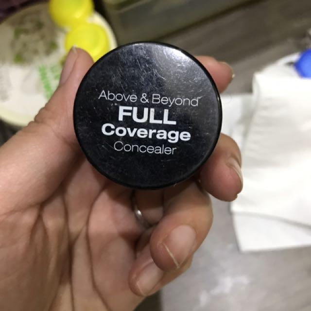 NYX full coverage