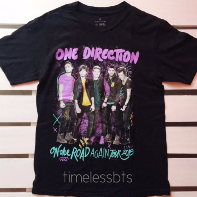 [SOLD] One Direction OTRA Tour Official T-Shirt