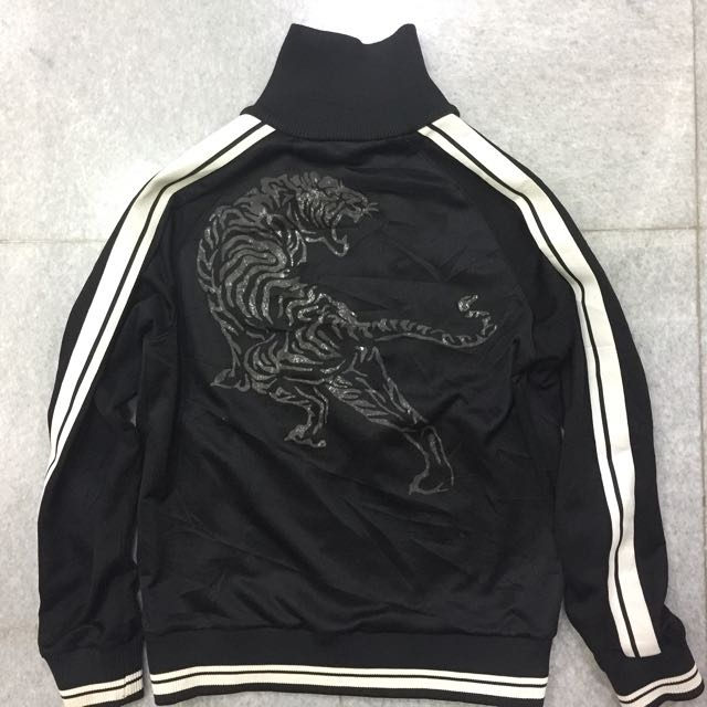 onitsuka tiger jacket