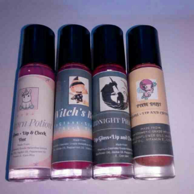 Organic Lip Tint Set