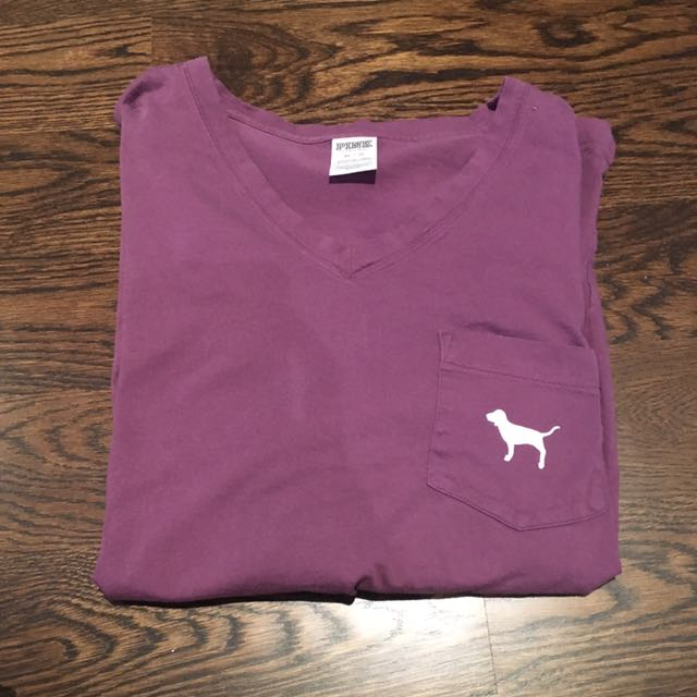 PINK Long Sleeve Size XS