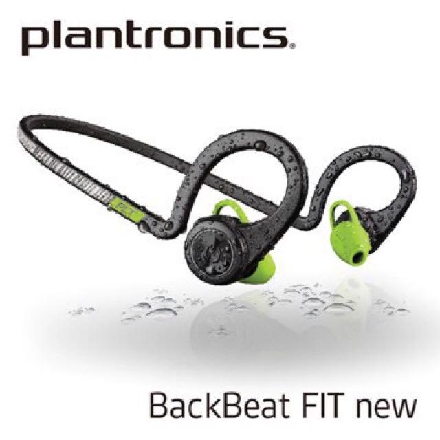 【香港🇭🇰代購】Plantronics BackBeat FIT NEW運動無線藍牙耳機(共5色),7/24抵台