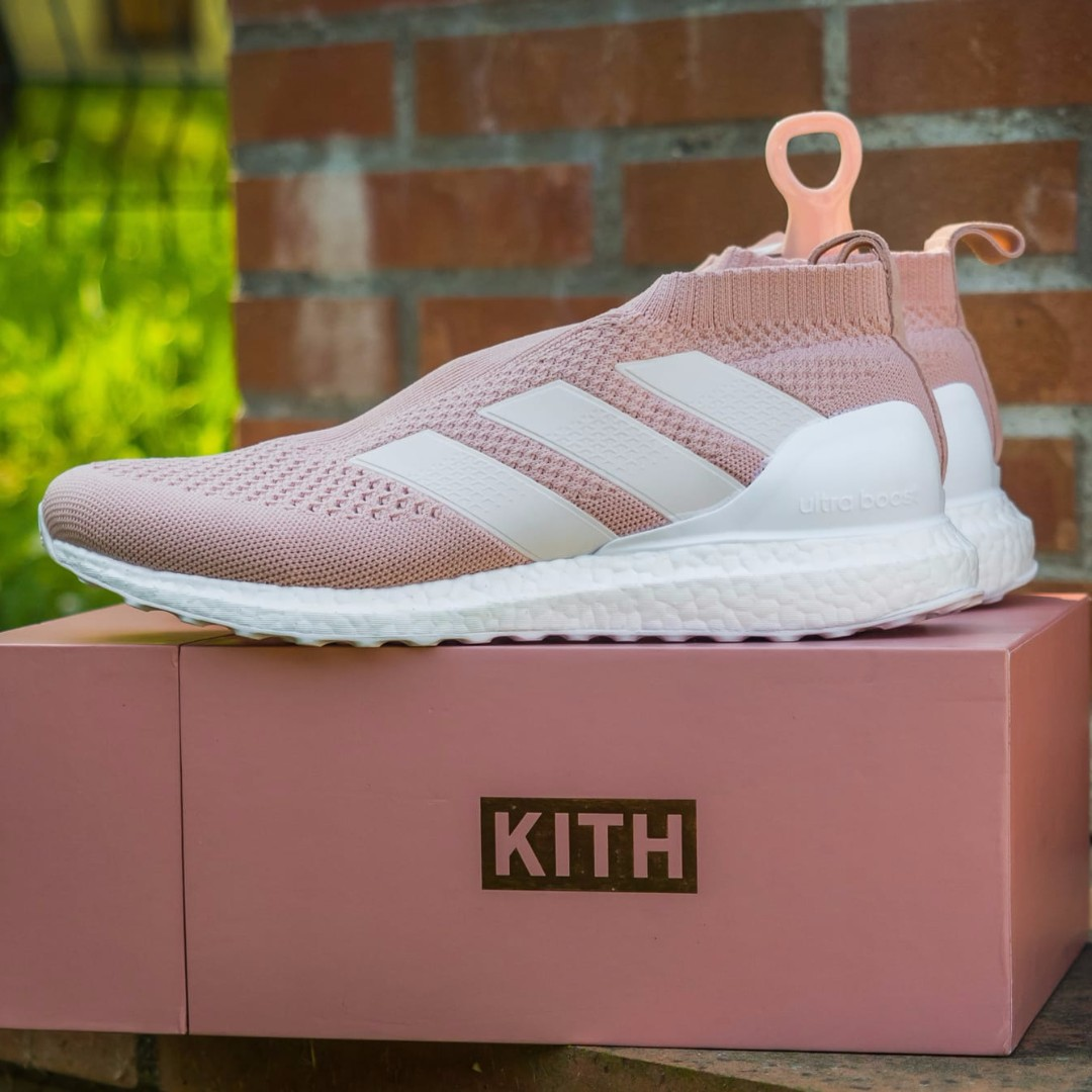 check out 47663 7b162 [PO] UA adidas Ultraboost ACE 16+ x Kith Flamingos 🔥