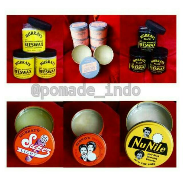 Pomade Murrays