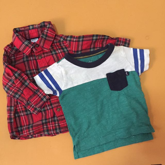 Porma Tops For Baby