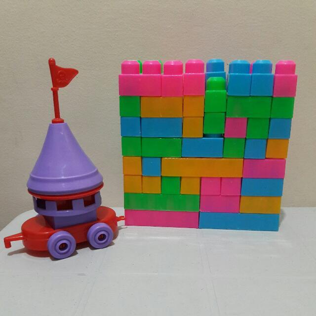 Preloved Blocks