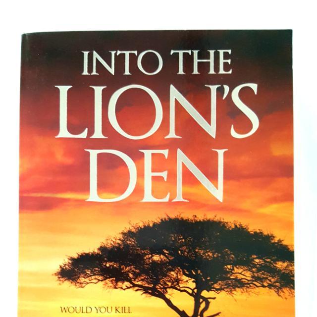 Preloved Books: Lion's  Den
