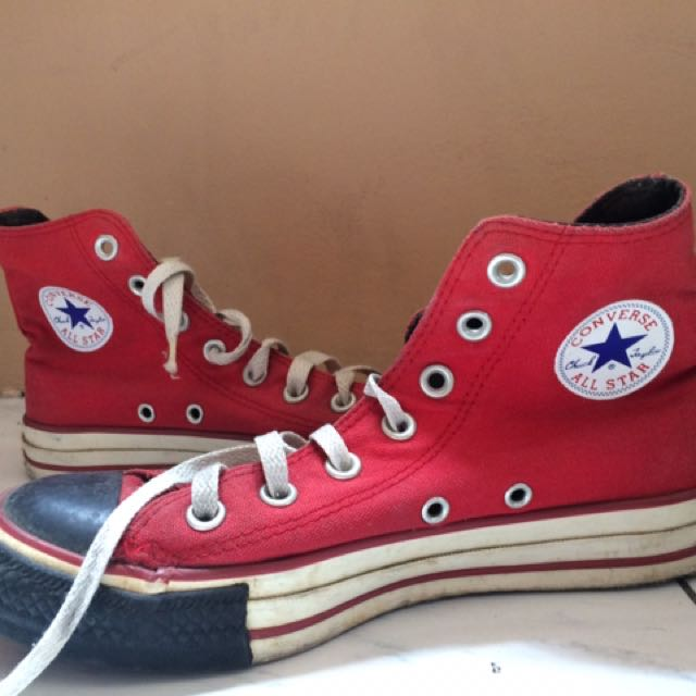 da97b062af57 PRELOVED CONVERSE HIGH CUT!!