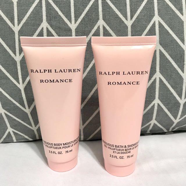 6480b3aaa Ralph Lauren Romance Body Lotion   Shower Gel 75ml