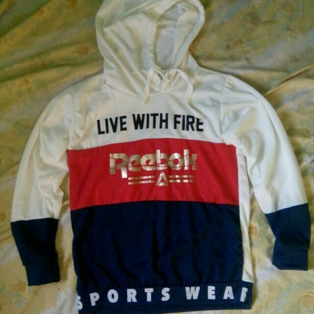 Reebox Sweater