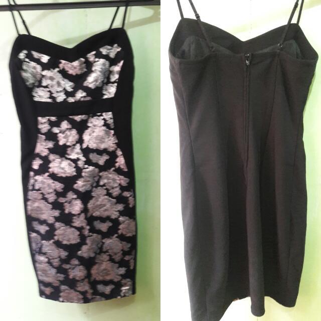 REPRICED! Bodycon dress