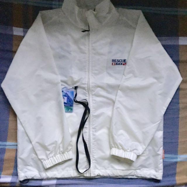 Rescue SAS Windbreaker Jacket