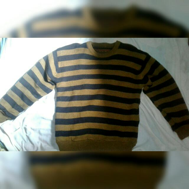 Reversible Sweater