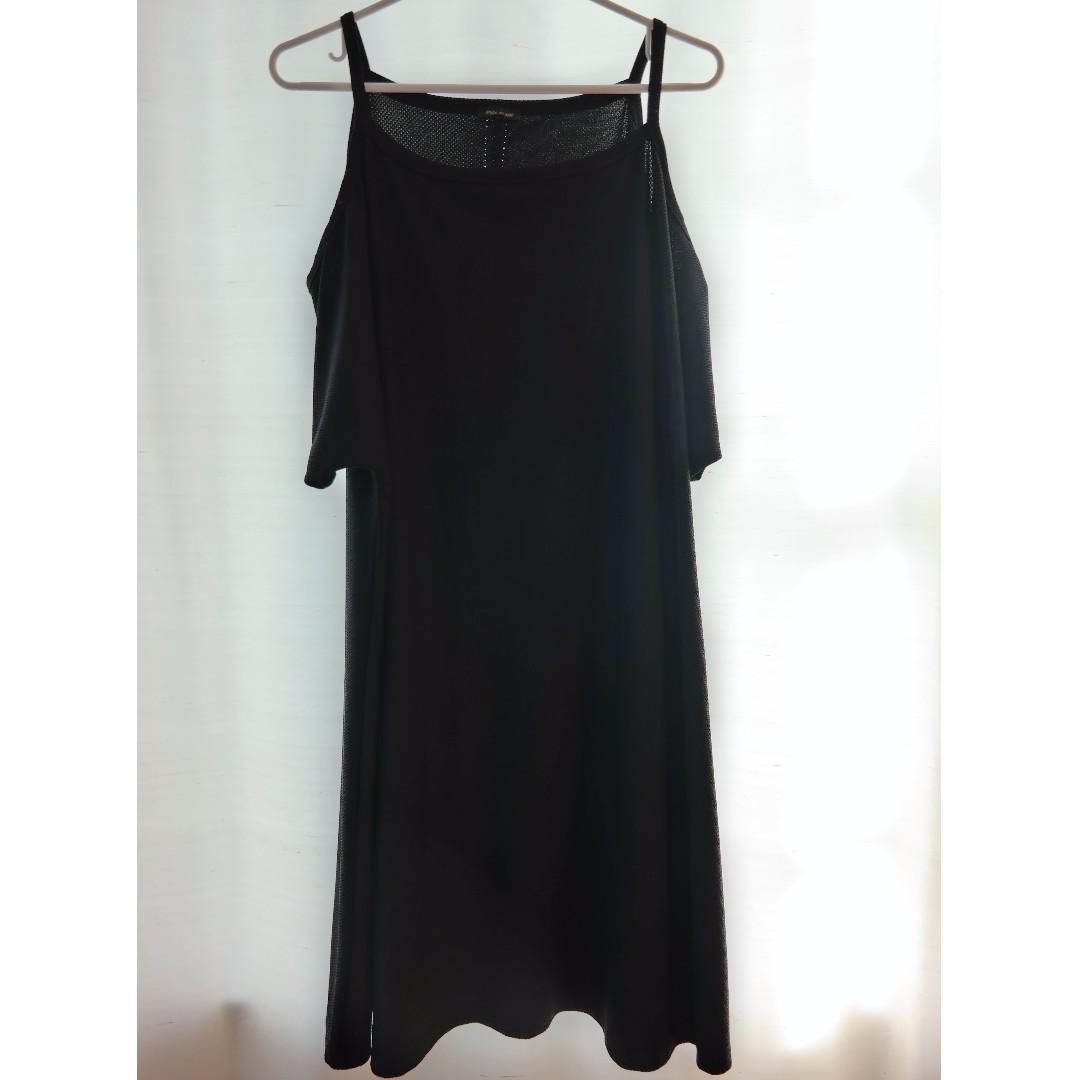 River Island Black Swing Dress (70% Off!)