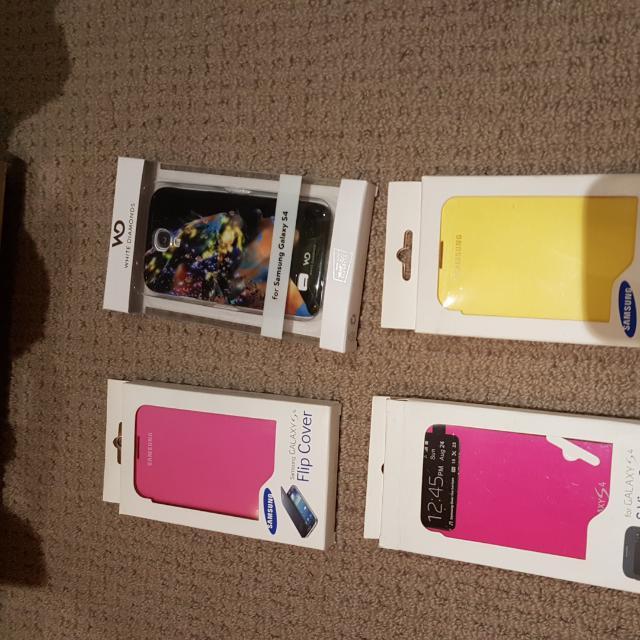 Samsung Galaxy S4 Cover