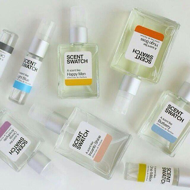 Scent Swatch