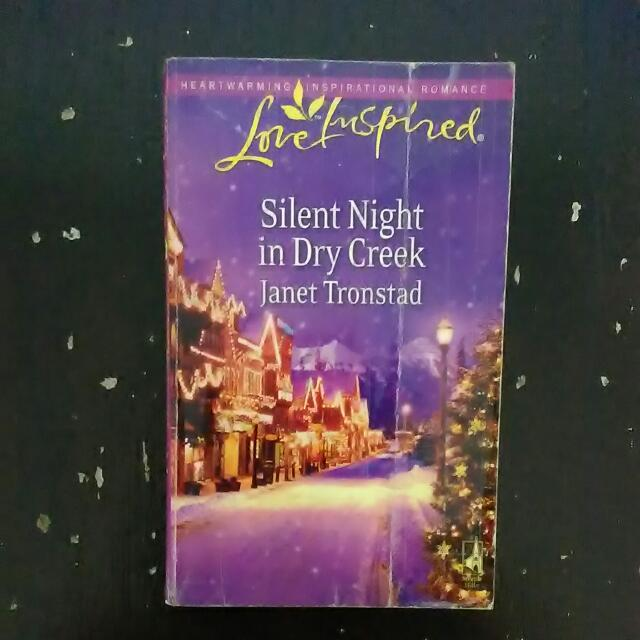 Silent Night In Dry Creek
