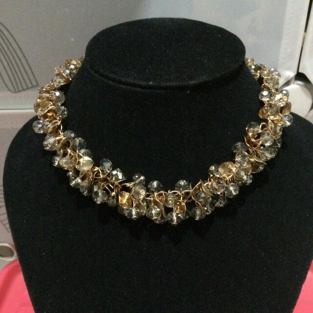 Simple O Necklace