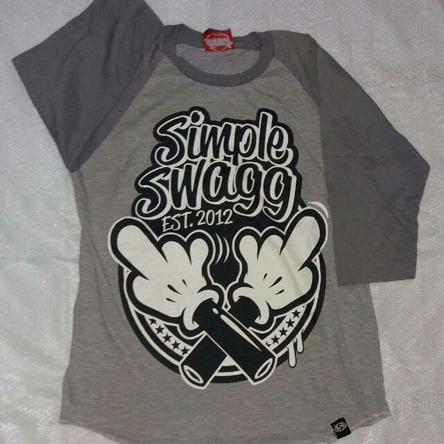 simple swagg tee