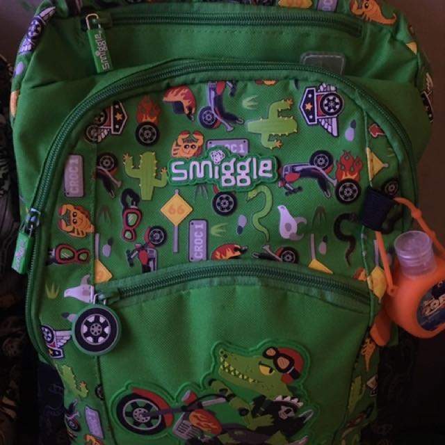 Smiggle Backpack Original