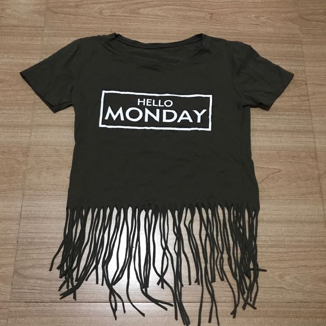 Statement Tassel Tee
