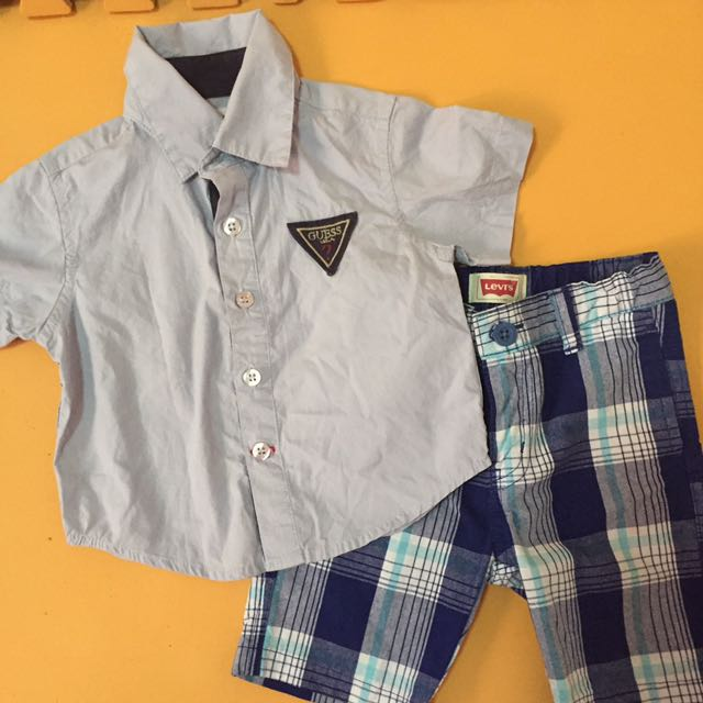 Summer Outfit Set