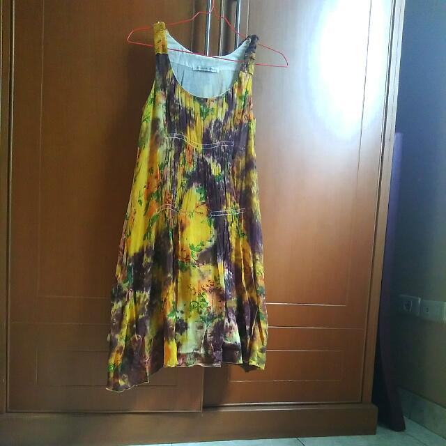 Summer Pattern Dress