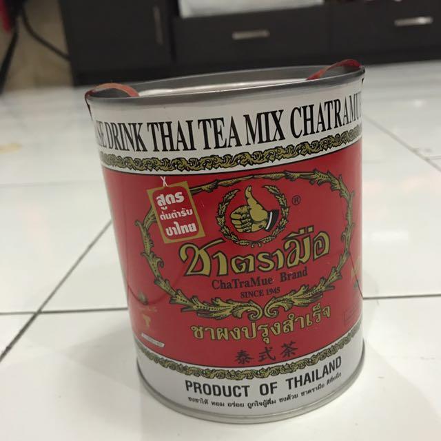 Thai Tea / Teh Thailand