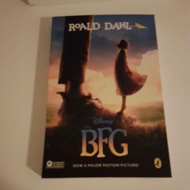 The BFG (novel)